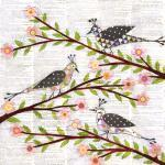 Art Print - Whimsical Bird..